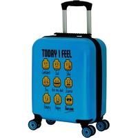 """Lego Trolley Trolley LEGO®minifigures™ Today I feel 16"""" blau"""