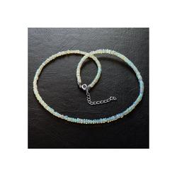 Bella Carina Perlenkette Edel-Opal 3,5 mm