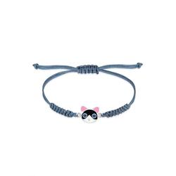 Elli Armband Kinder Kids Katze Kristalle 925 Silber