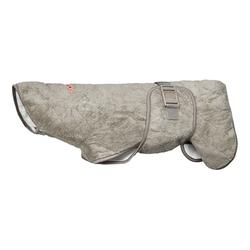 SICCARO Hundemantel Bademantel WetDog SupremePro, Sand S, Rücken 27-37 cm