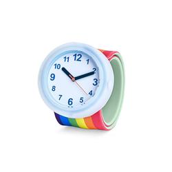 Kinder-Armbanduhr mit Schnappband
