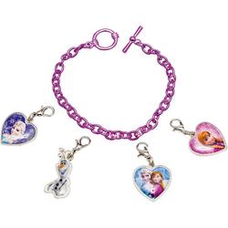 Joy Toy Armband Armband Die Eiskönigin, mit 4 Anhängern