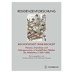 Bischofsstadt ohne Bischof? - Buch