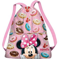 Sportbeutel/Rucksack Minnie Mouse bunt
