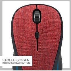 Speedlink CIUS Mouse - Wireless Maus (Funk)
