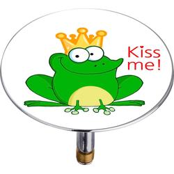 WENKO Badewannenstöpsel Froggy, PLUGGY XXL