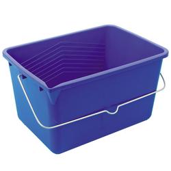 Farbeimer aus Kunststoff mit einem Fassungsvermögen von 12 Liter