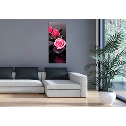 Marmony Infrarotheizung Roses MTC-40, Naturstein, 800 W, beige