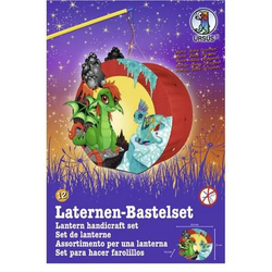Laternen-Bastelset Easy Line 12 Baby Drachen