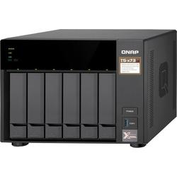 QNAP NAS Server QNAP TS-673-4G NAS-Server