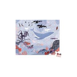 Janod Puzzle Puzzle Arktischer Ozean, 100 Teile, Puzzleteile
