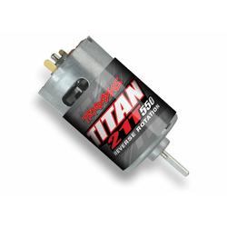 Traxxas TRX3975R Titan 550 Motor Laufrichtung Rückwärts 21-Turn 14 Volt
