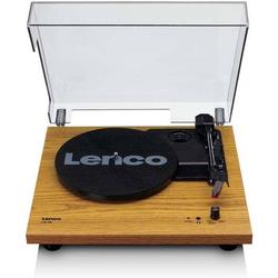 2 Stück Lenco Plattenspieler LS-10 Wood