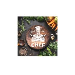 Glasbild 30x30 cm   Chefkoch