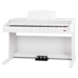 Classic Cantabile DP-210 WM E-Piano weiß matt
