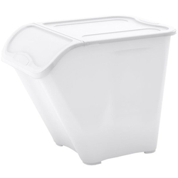 CURVER All In Box 39 Liter in weiß