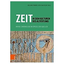 Zeit in den Kulturen des Altertums - Buch