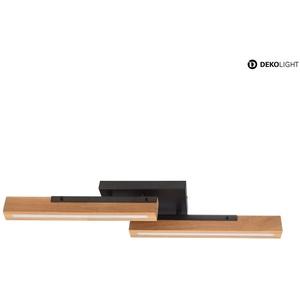 Deko-Light Deckenaufbauleuchte MADERA, 100-240V AC/50-60Hz, 15W D-348147