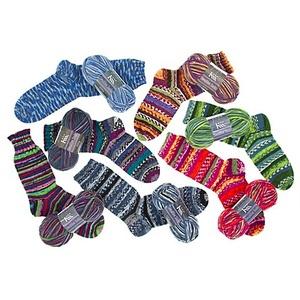 KKK Sockenwolle Sensitive Socks Color – für Wollallergiker