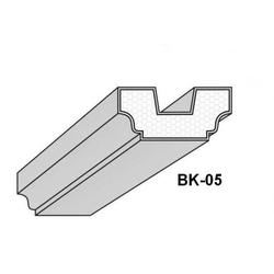BK-05 Deckenbalken aus Styropor Balkenverkleidung Verkleidung Kassettendecken Balken 300cm