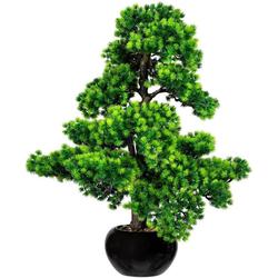 Kunstbonsai Bonsai Lärche Bonsai Lärche, Creativ green, Höhe 70 cm, im Keramiktopf