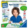 Ravensburger Aqua Doodle Puzzle: Heimische Tiere 4557