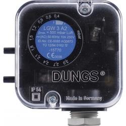 Jumo Differenzdruckschalter 4ADS-82