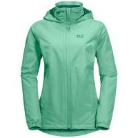 Jacket W pacific green XL