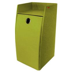 Franz Müller Flechtwaren Wäschebox (1 Stück), faltbar, Höhe 65 cm grün