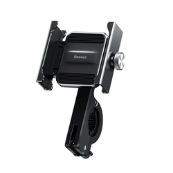 Baseus Baseus Handy Halterung Motorradhalterung Fahrradhalter Motorcycle Vehicle Mounts Handyhalterung für 4,7 - 6,5 Zoll Smartphones Smartphone-Halterung