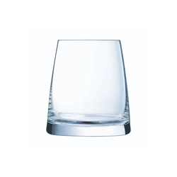 Chef & Sommelier Whiskyglas Aska, Krysta Kristallglas, Whiskyglas 380ml Krysta Kristallglas transparent 6 Stück Ø 9 cm x 10.1 cm