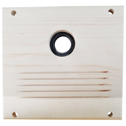 Habau Nistkasten Cube, BxTxH: 20x20x20 cm