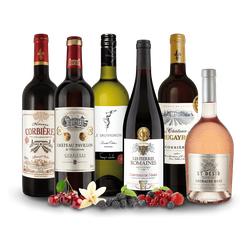 Bestseller-Paket Weine des Languedoc