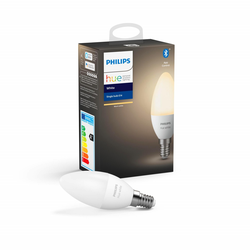 Philips Hue White LED-Leuchtmittel E14