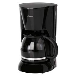 BOMANN Filterkaffeemaschine KA 183 CB Kaffeemaschine schwarz