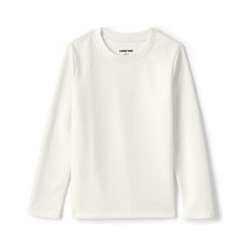 Pyjama-Shirt - 128/134 - Weiß