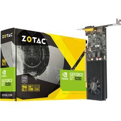 Zotac Grafikkarte Nvidia GeForce GT1030 2GB GDDR5-RAM PCIe x16 VGA, HDMI®