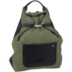 Mandarina Duck Rucksack Camden Backpack VBT05 grün
