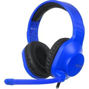 Sades Spirits SA-721 Gaming-Headset (Kompatibel mit PS4, PS5, Xbox One, Xbox Series X/S und Nintendo Switch) blau
