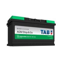 Starterbatterie TAB Start & Stop AGM 12V 95Ah 850A L5 AG95