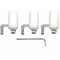 Klemmträger, sunlines, Jalousien, (Set, 3-tlg), für Aluminium-Jalousie