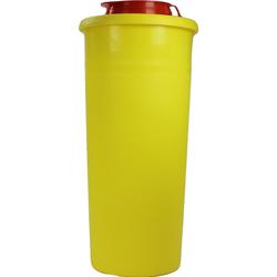 Kanüleneimer 1 l Gelb