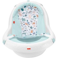 Fisher-Price® Babywanne 4-in-1 Baby-Badewanne, mit Netz für Neugeborene und Baby-Sitzeinlage