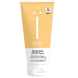 NAÏF Sonnencreme Erwachsen Gesicht LSF 30 50 ml