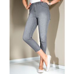 7/8-Jeggings MIAMODA Grey