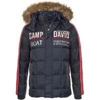 Camp David Steppjacke dunkelblau 3XL