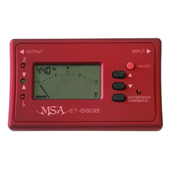 Stimmgerät Stimmgerät, (Set, 1-tlg), einfache Bedienung rot