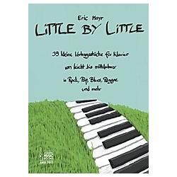 Little By Little. Eric Mayr  - Buch