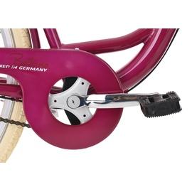 KS-CYCLING Belluno 28 Zoll RH 48 cm 3-Gang Damen brombeer