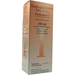 Isopropylalkohol 70% Hofmann's